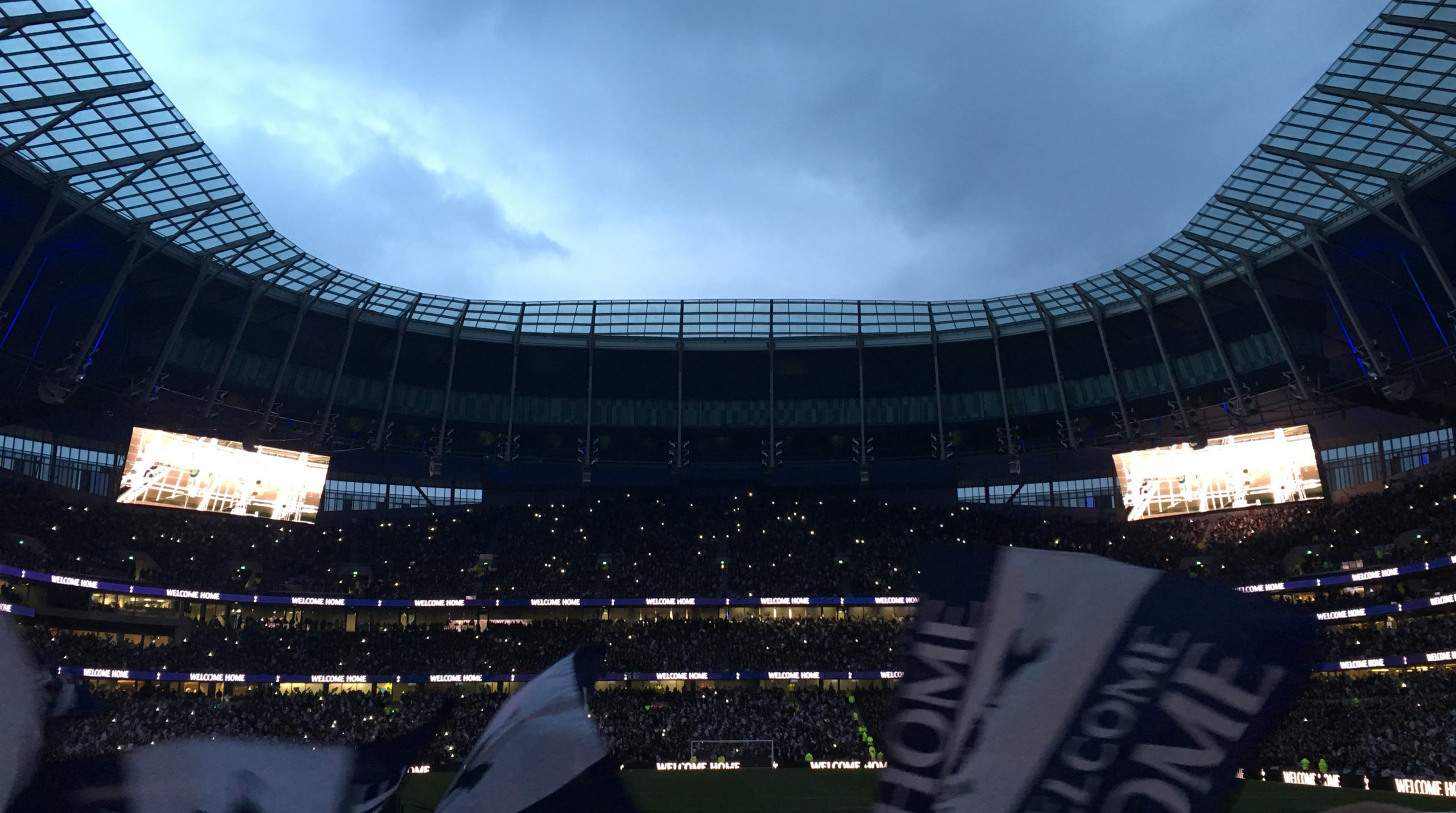 Spurs' stadium paves the way for global football