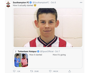 How it Started, How it's Going meme arrives on planet football