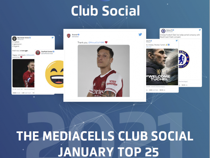 The temperature is rising in the Premier League on Club Social