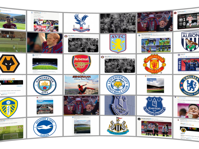 Top #ClubSocial Posts, April – The Fan Edition
